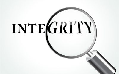 Executive Leaders Act with Integrity