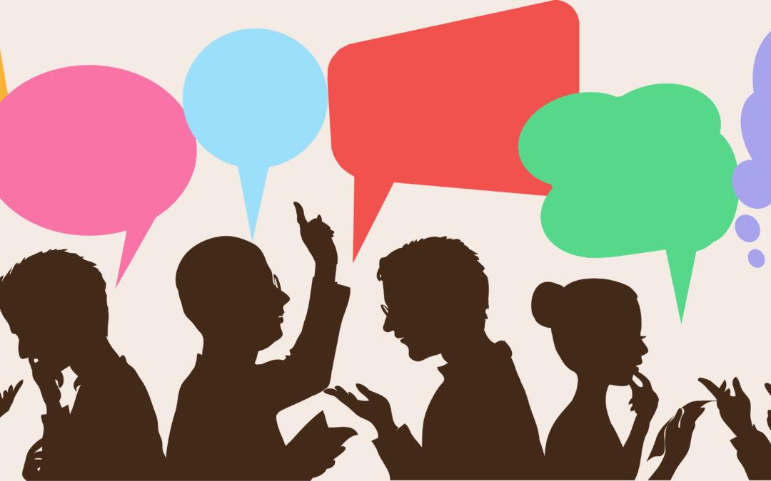 Executive Leaders Encourage Dialogue