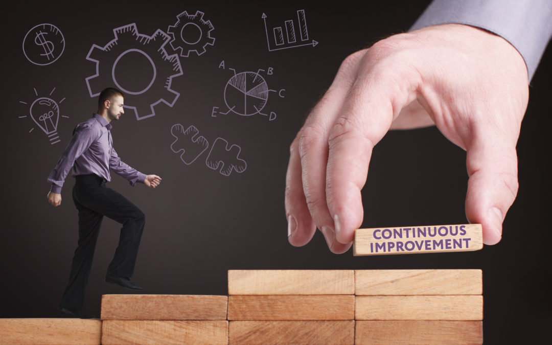 Build a Culture of Continuous Improvement