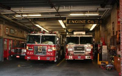 Why Fire Trucks Always Back In