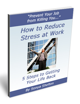 reduce stress book cover