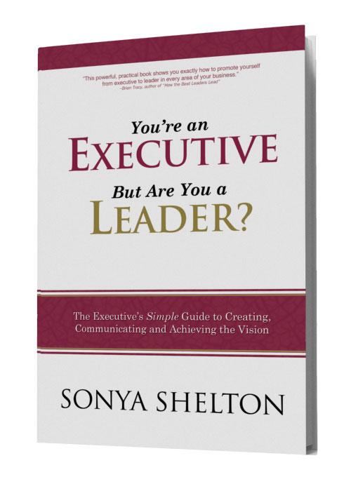 executive leader book